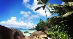 Plaža otoka Silhouette