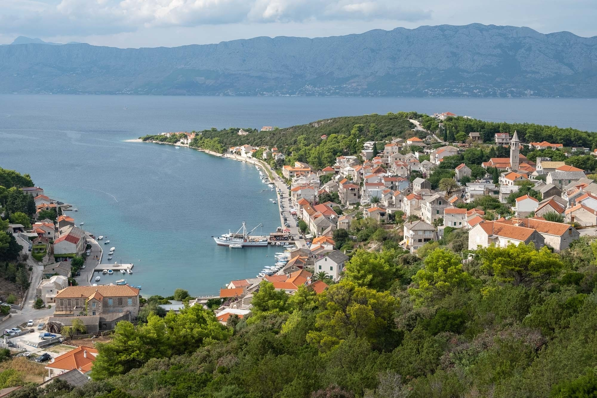 Povlja, Selca, Split-Dalmatia, Croatia