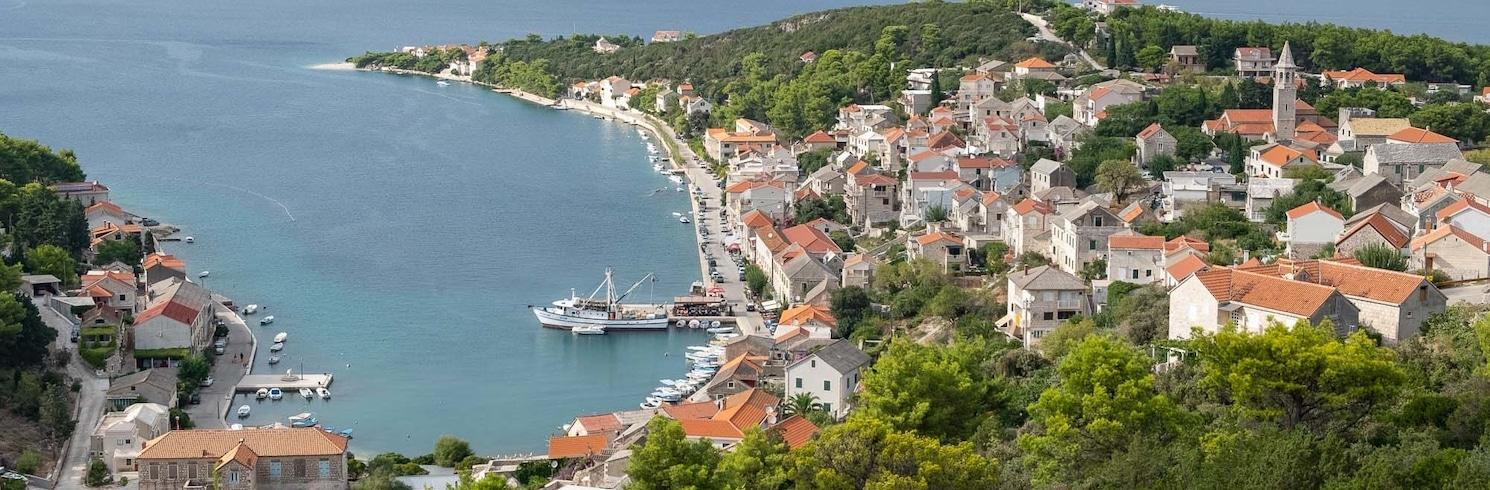 Selca, Kroatien