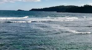 Kalihiwai strand