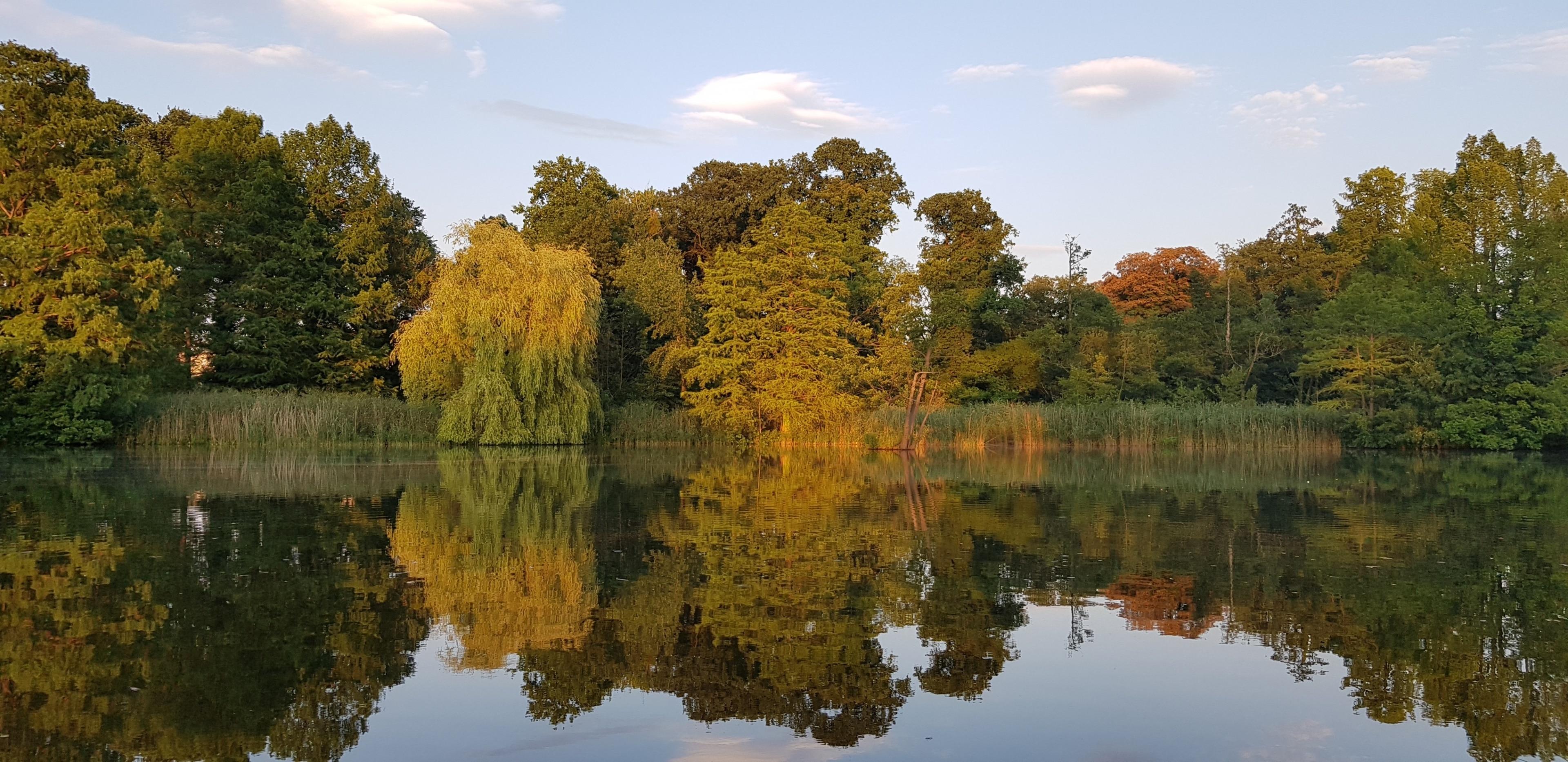 Schloss Charlottenhof, Potsdam, Brandenburg Region, Deutschland