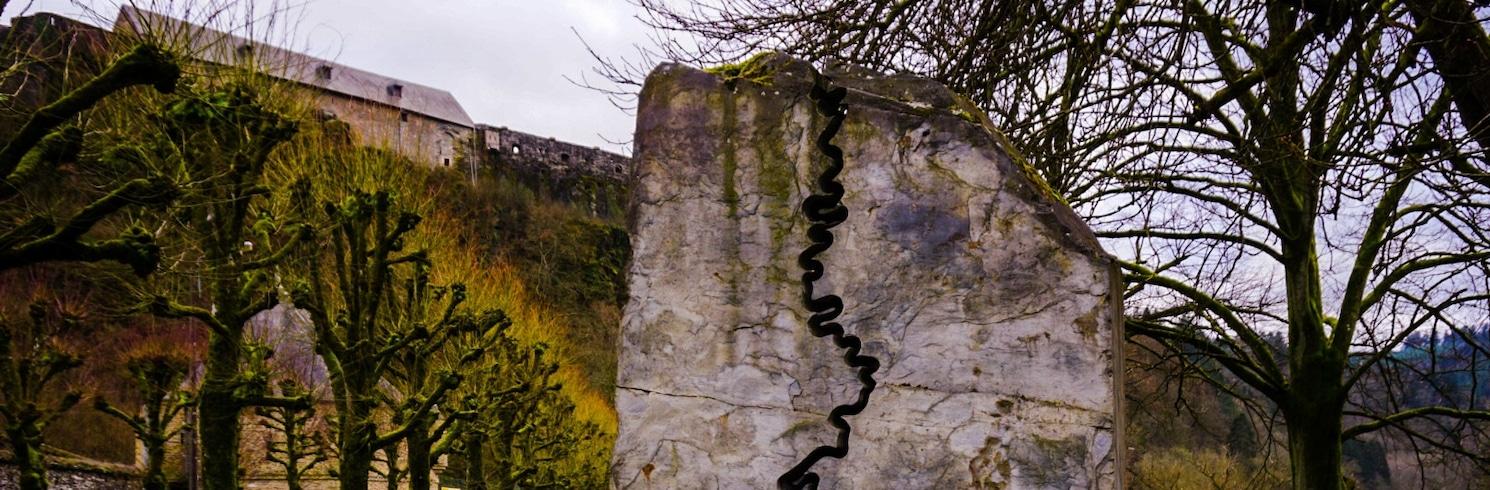 Землі на річці Семуа, Provincie Luxemburg, Бельгія