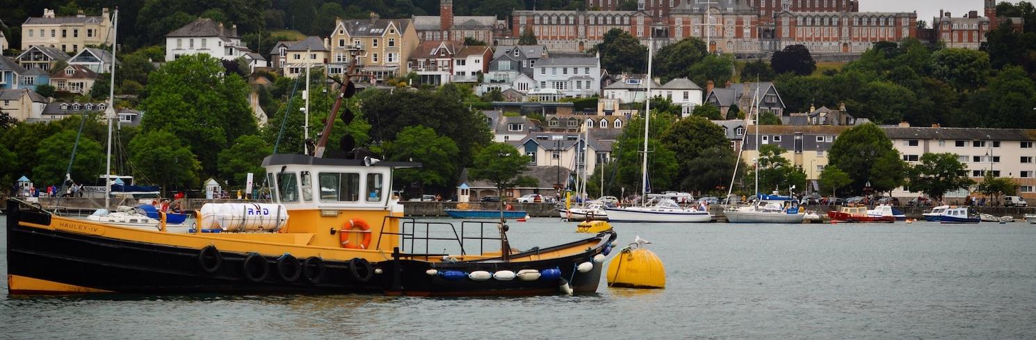 Dartmouth, Birleşik Krallık