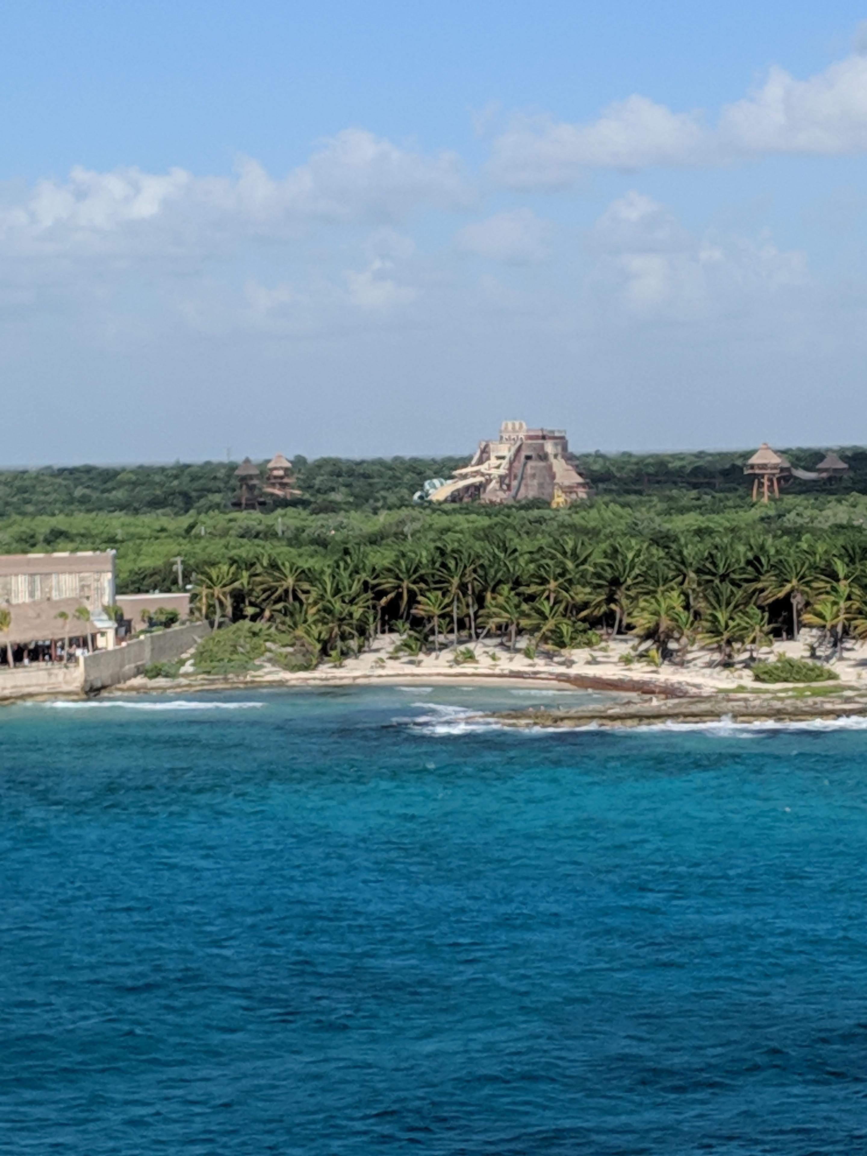 Costa Maya Port, Mahahual, Mexico