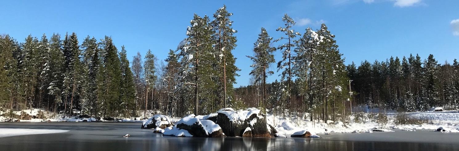 Лешьєфорс, Швеція