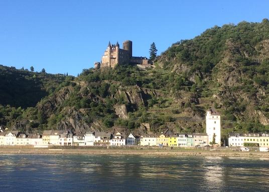 Sankt Goar, Tyskland