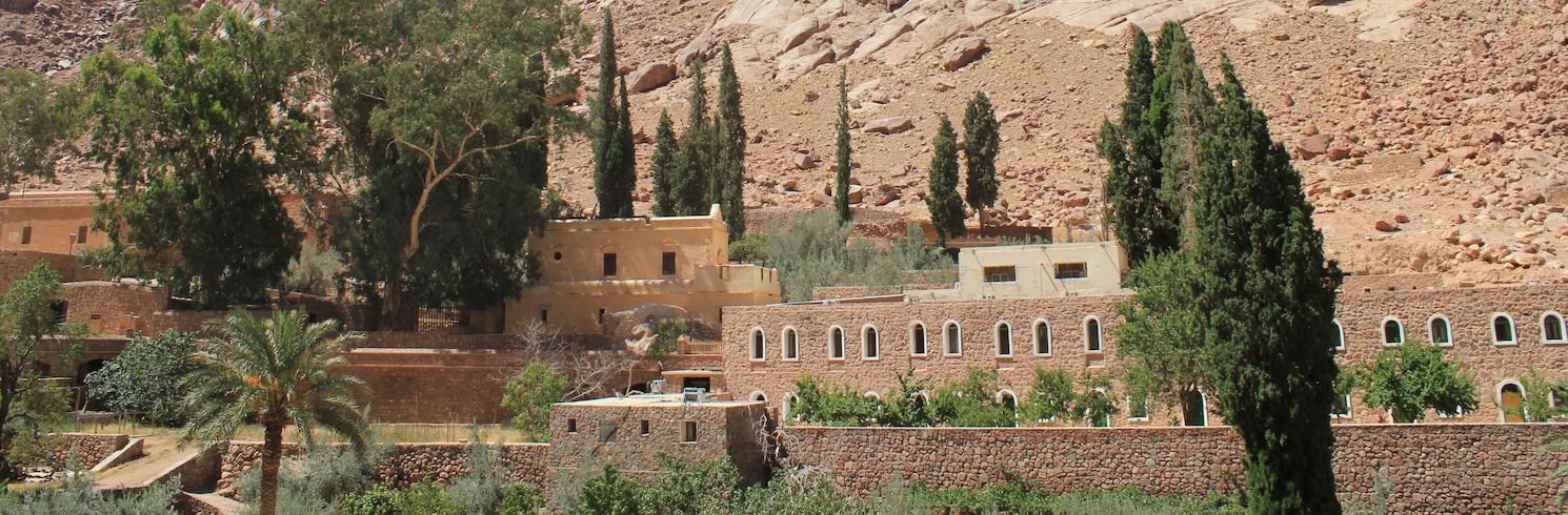 סנט קתרין, מצרים