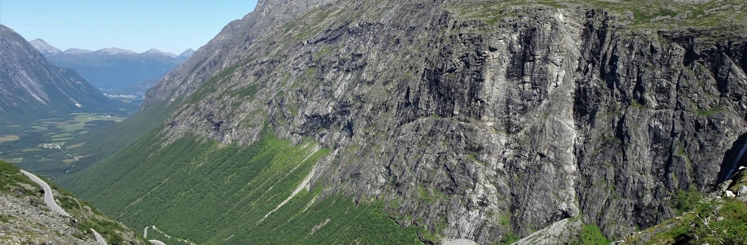 라우마 코뮤너, 노르웨이