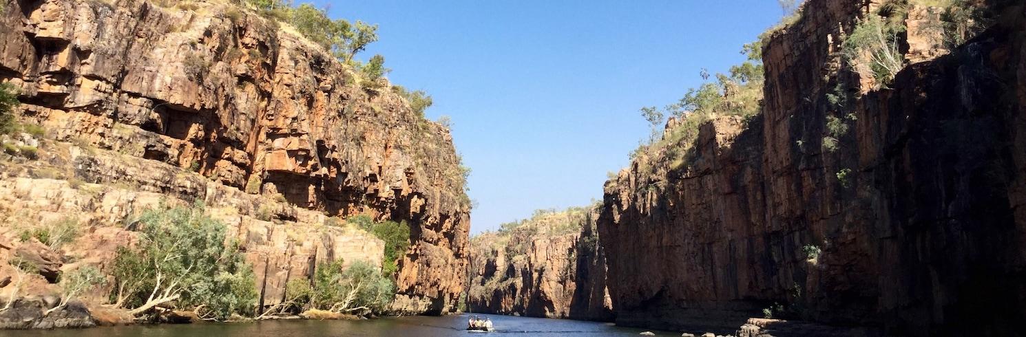 Катерин, Северная территория, Австралия