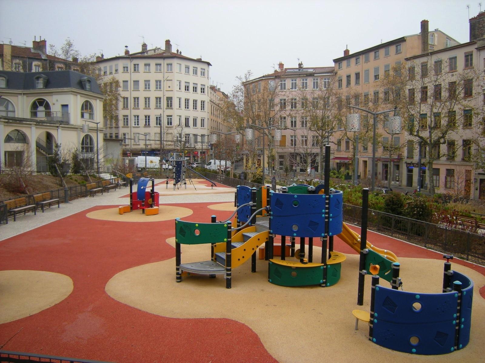 Grande Côte-Annonciade, Lyon, Métropole de Lyon, Francia