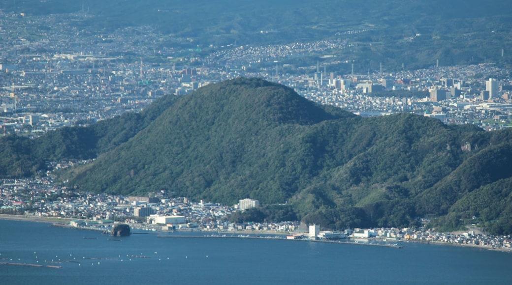 Mount Tokura (徳倉山), Numazu & Shimizu, Shizuoka prefecture.