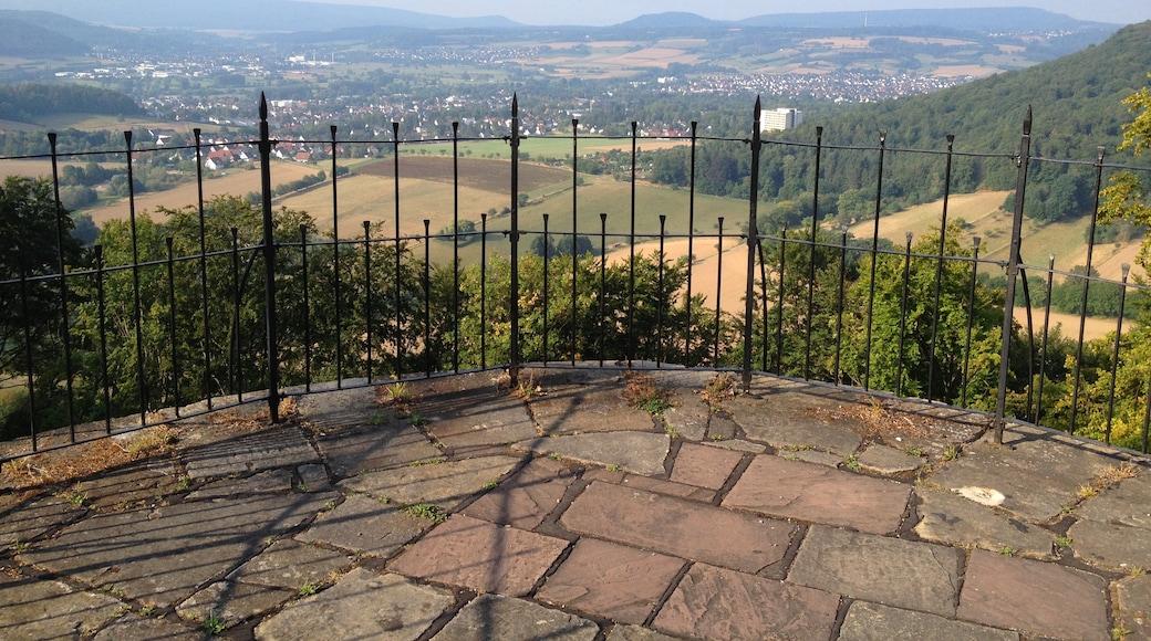 Bad Pyrmont, Aussicht vom Schellenturm