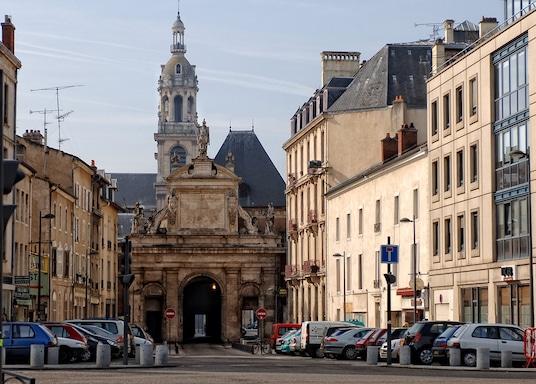 Nancy, Perancis