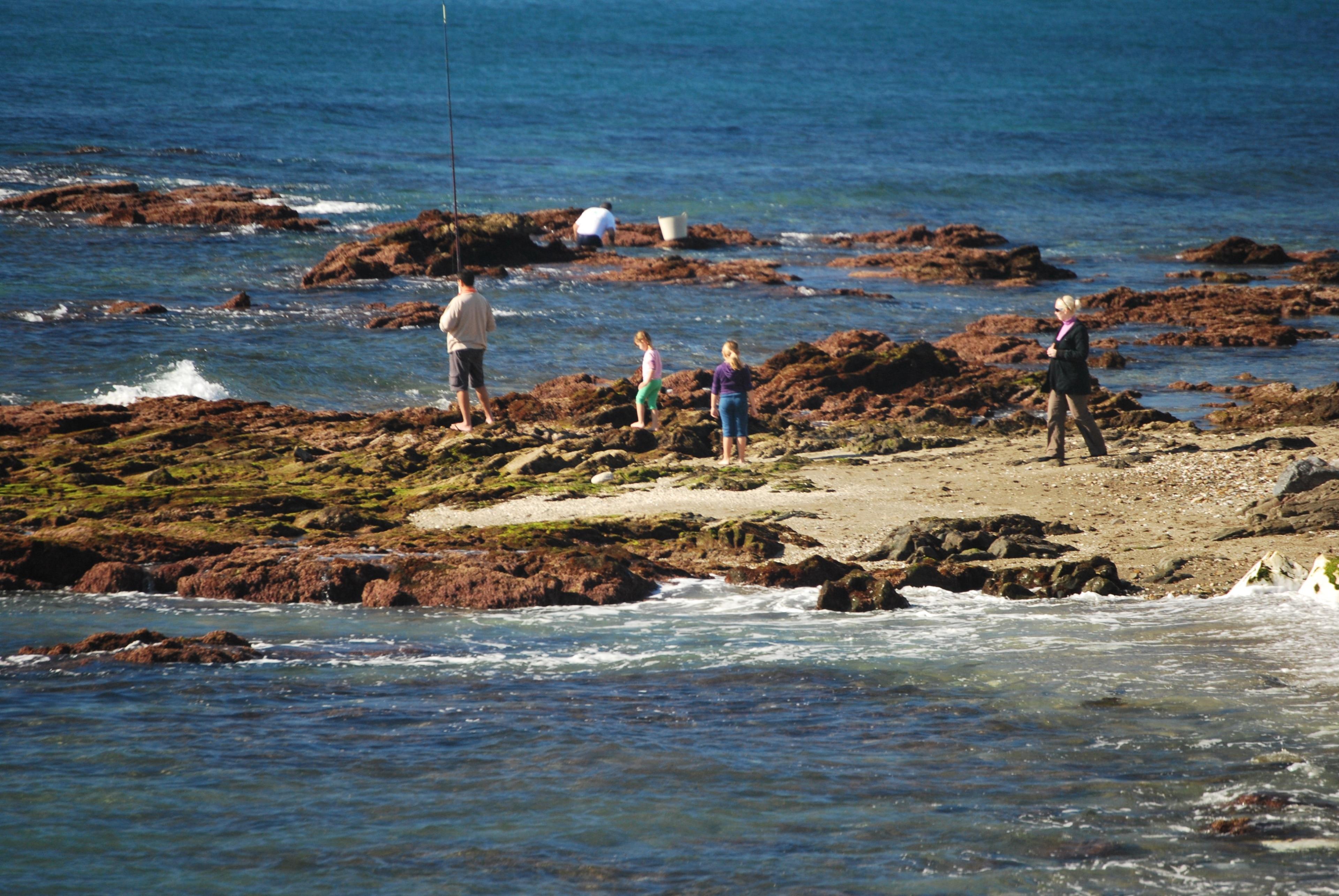 Playa Del Faro, Mijas, Andalusia, Spain