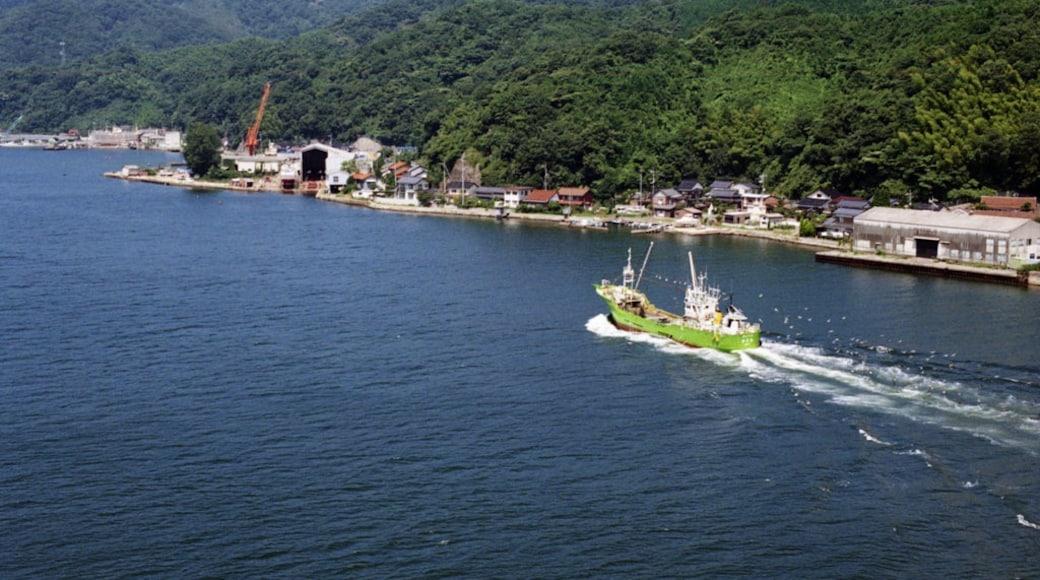 shikabane taro (CC BY) 的「境港」相片 / 裁剪自原有相片