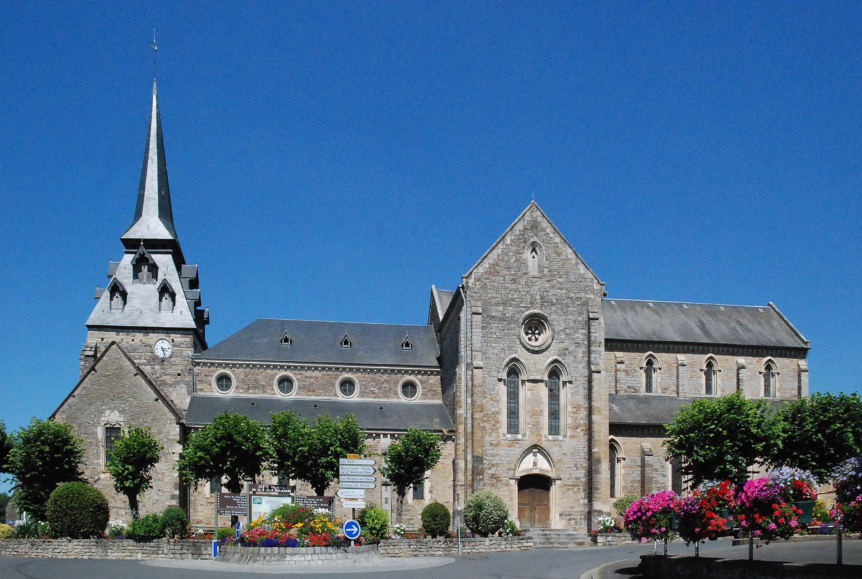 Notre-Dame-de-Bonne-Nouvelle, Frankreich