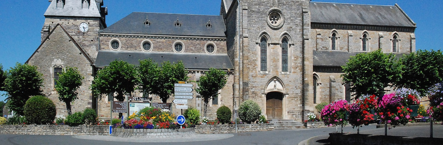 Clecy, ฝรั่งเศส