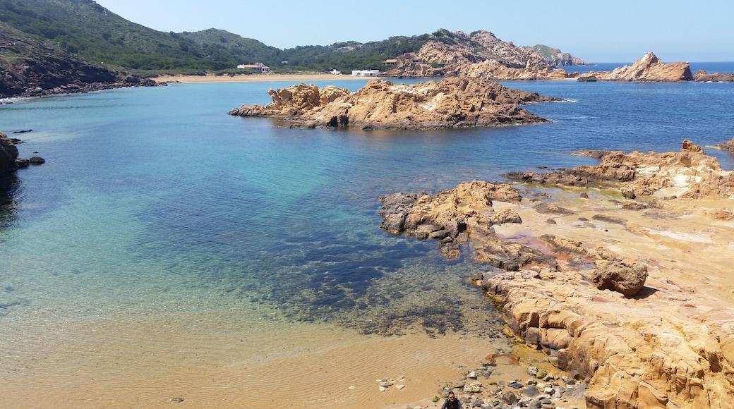 "Foto ""Reserva Marina del Norte de Menorca"" de Cvenegascorreo (page does not exist) (CC BY-SA) / Recortada de la original"