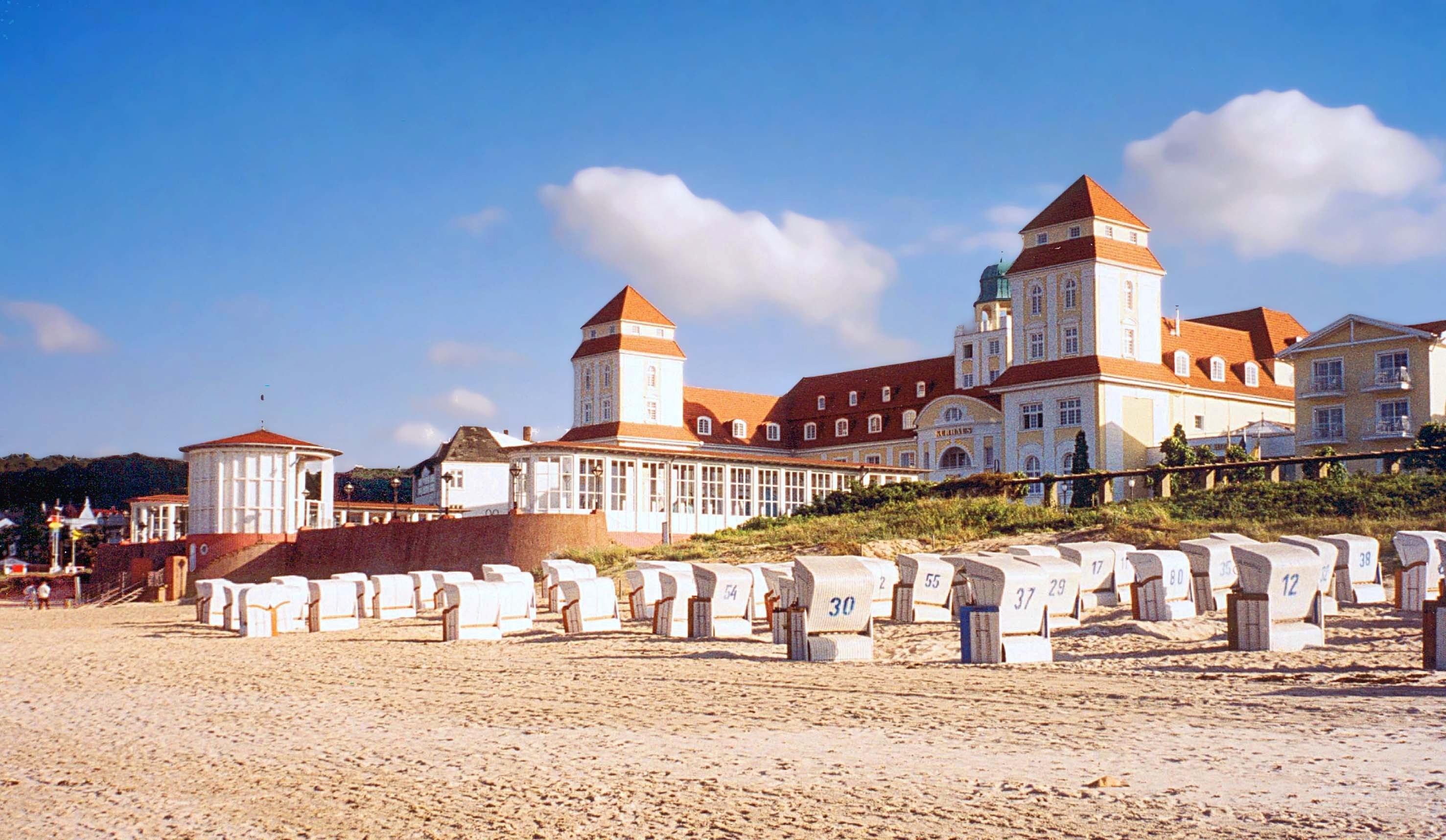 Binz, Mecklenburg-West Pomerania, Germany