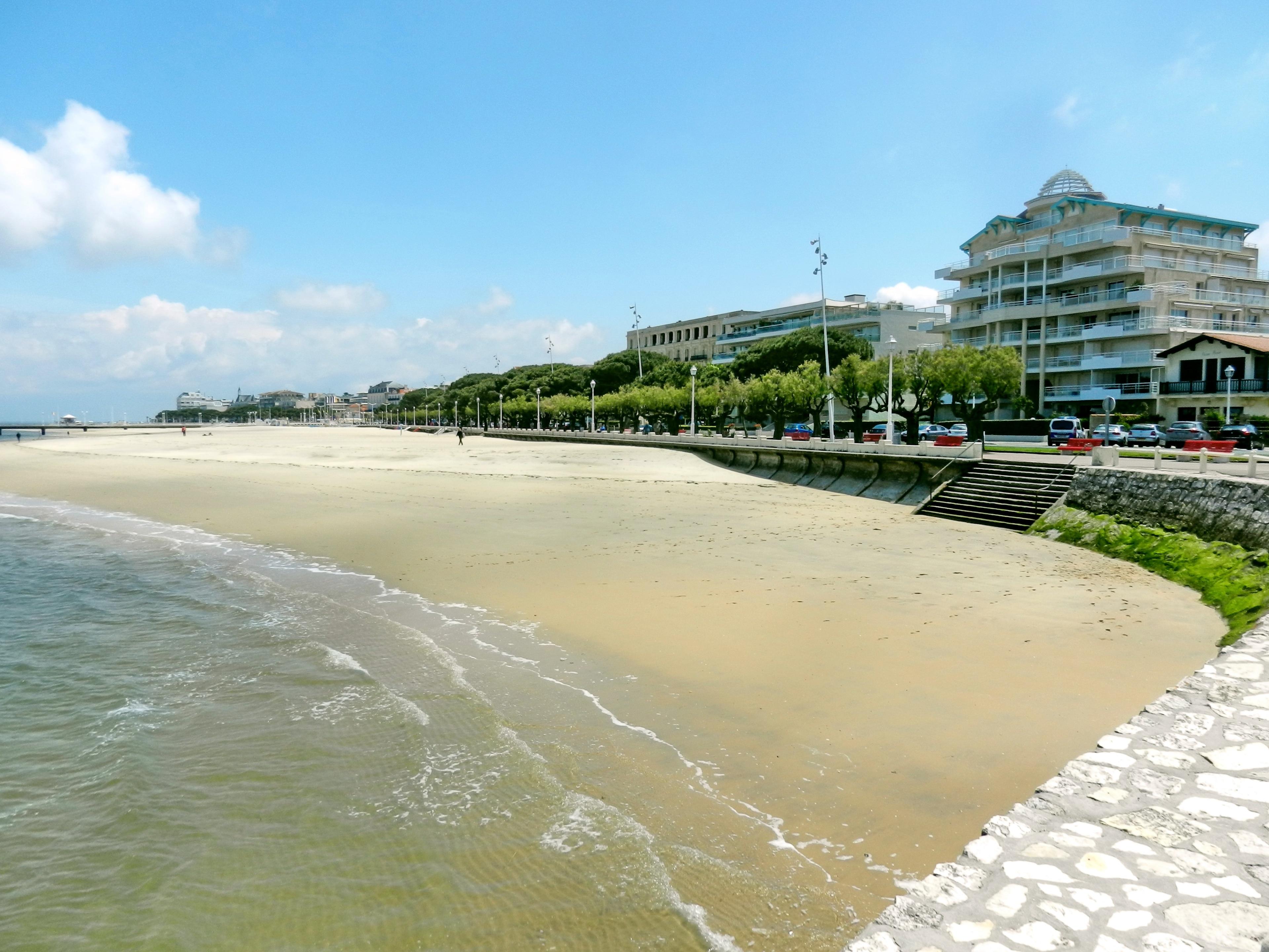 Arcachon Beach, Arcachon, France