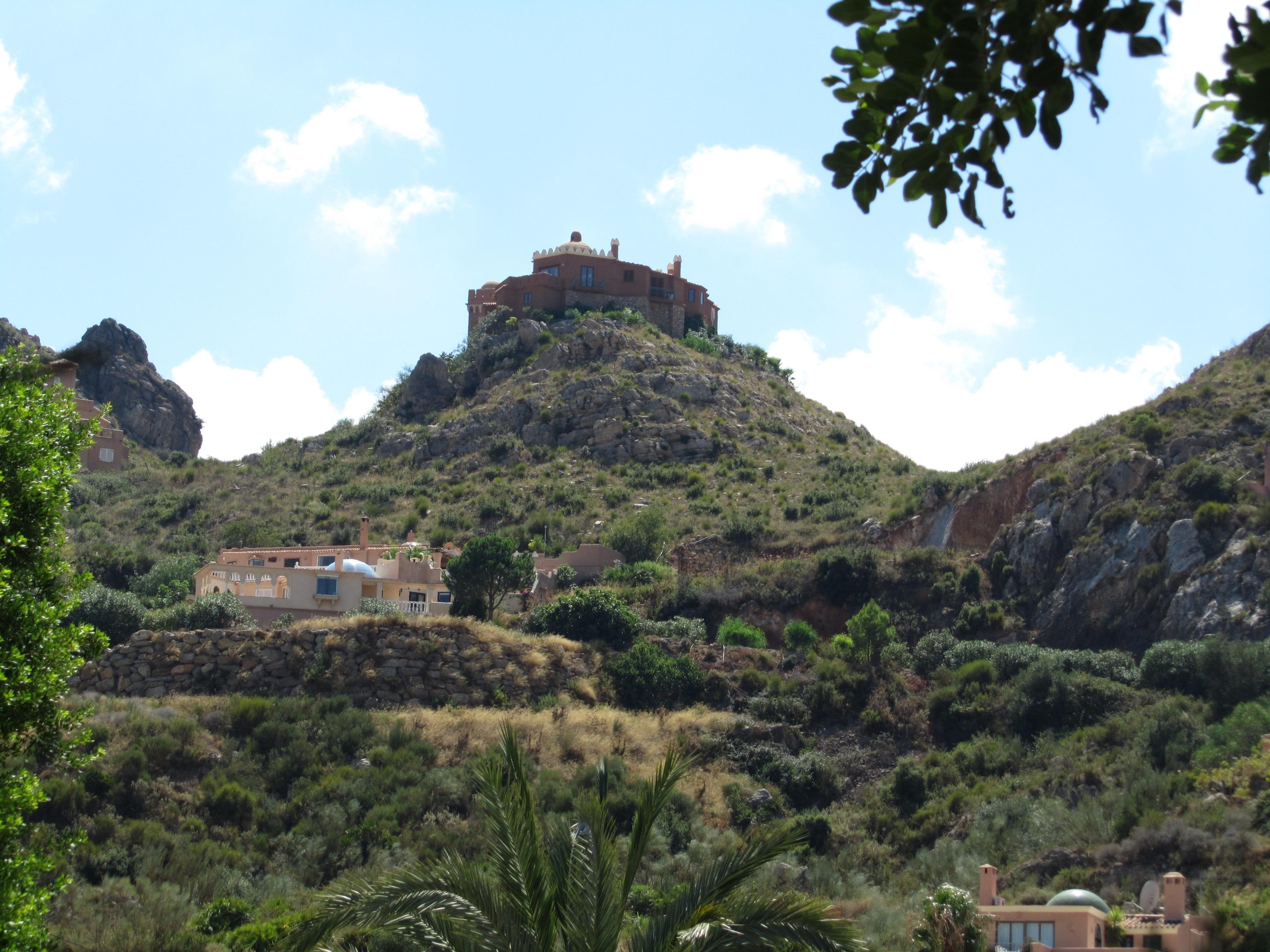 Turre, Andalusië, Spanje