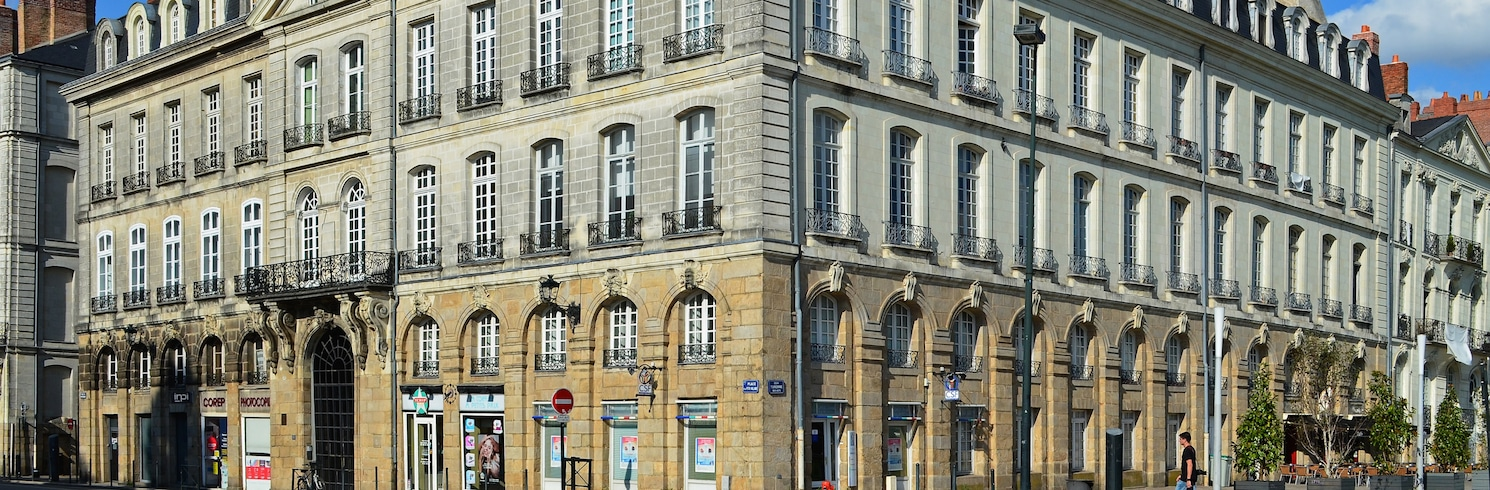 Nantes, Frankrike
