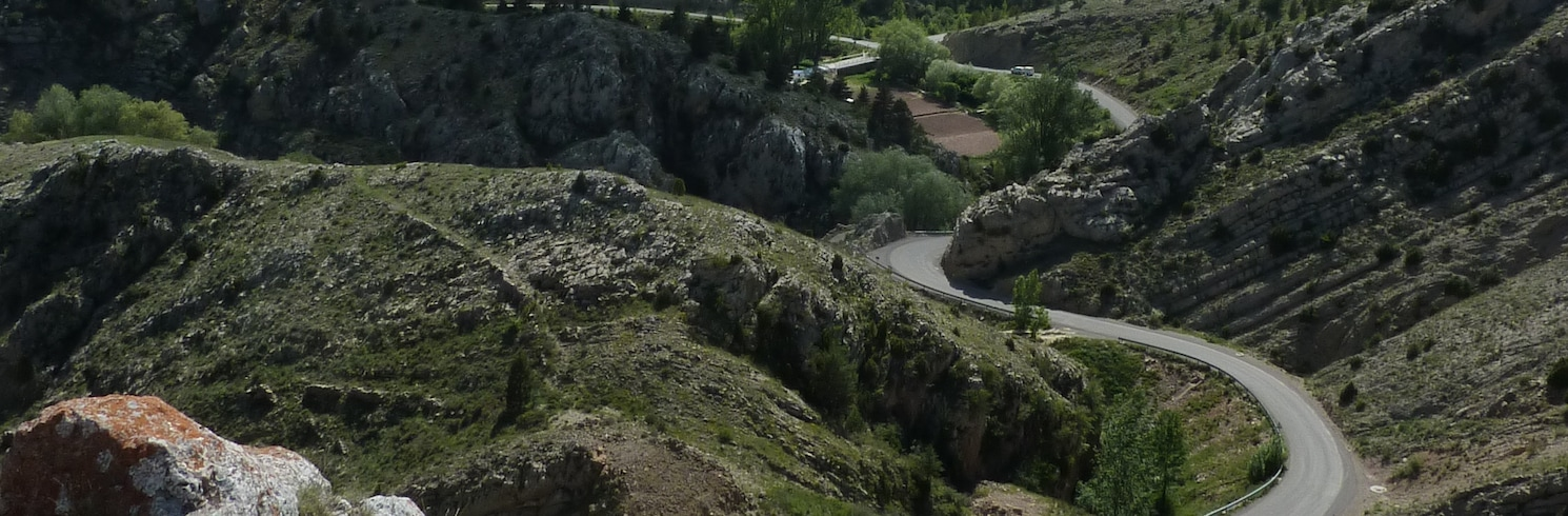 Alcala de la Selva, Spain