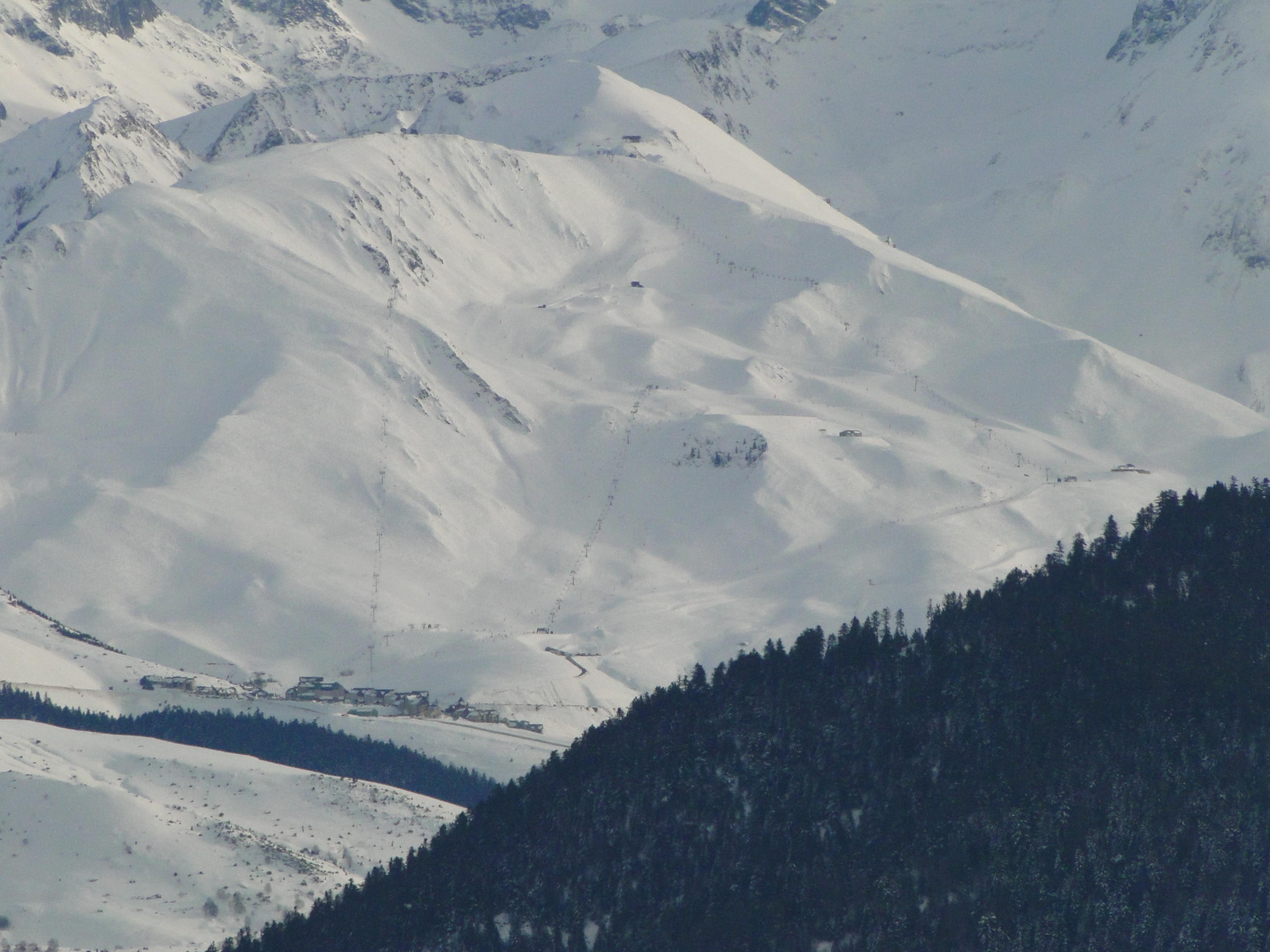 Aspin-Aure, Hautes-Pyrenees, France