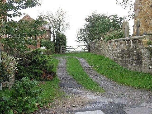 Husthwaite, York, England, Storbritannien