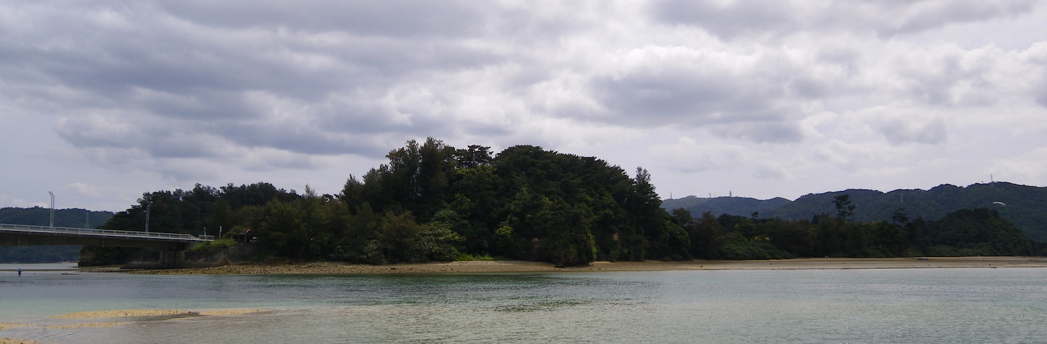 Yagaji Island, Japan
