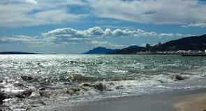Juan-les-Pins Strand