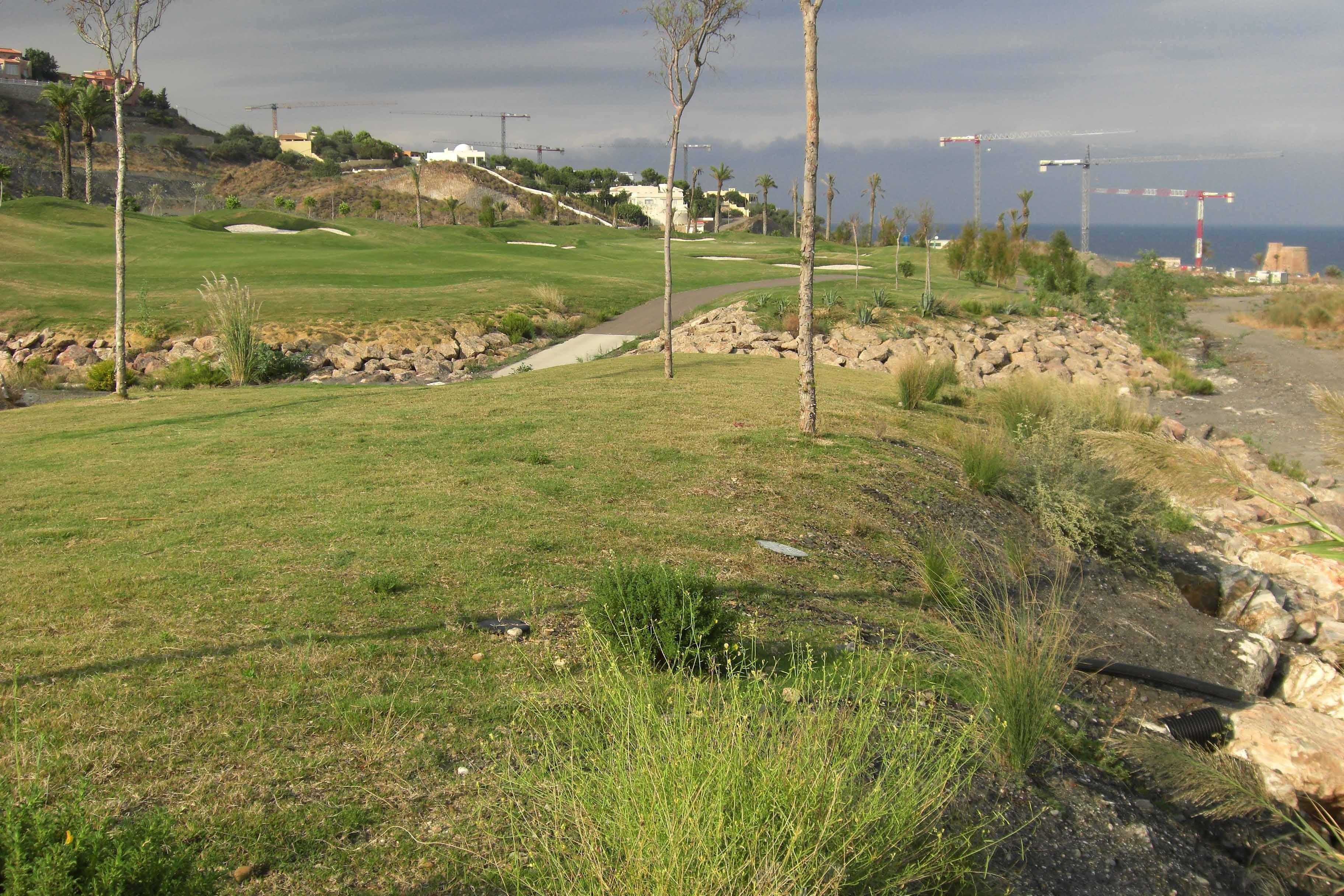 Playa Macenas, Mojacar, Andalusia, Spain