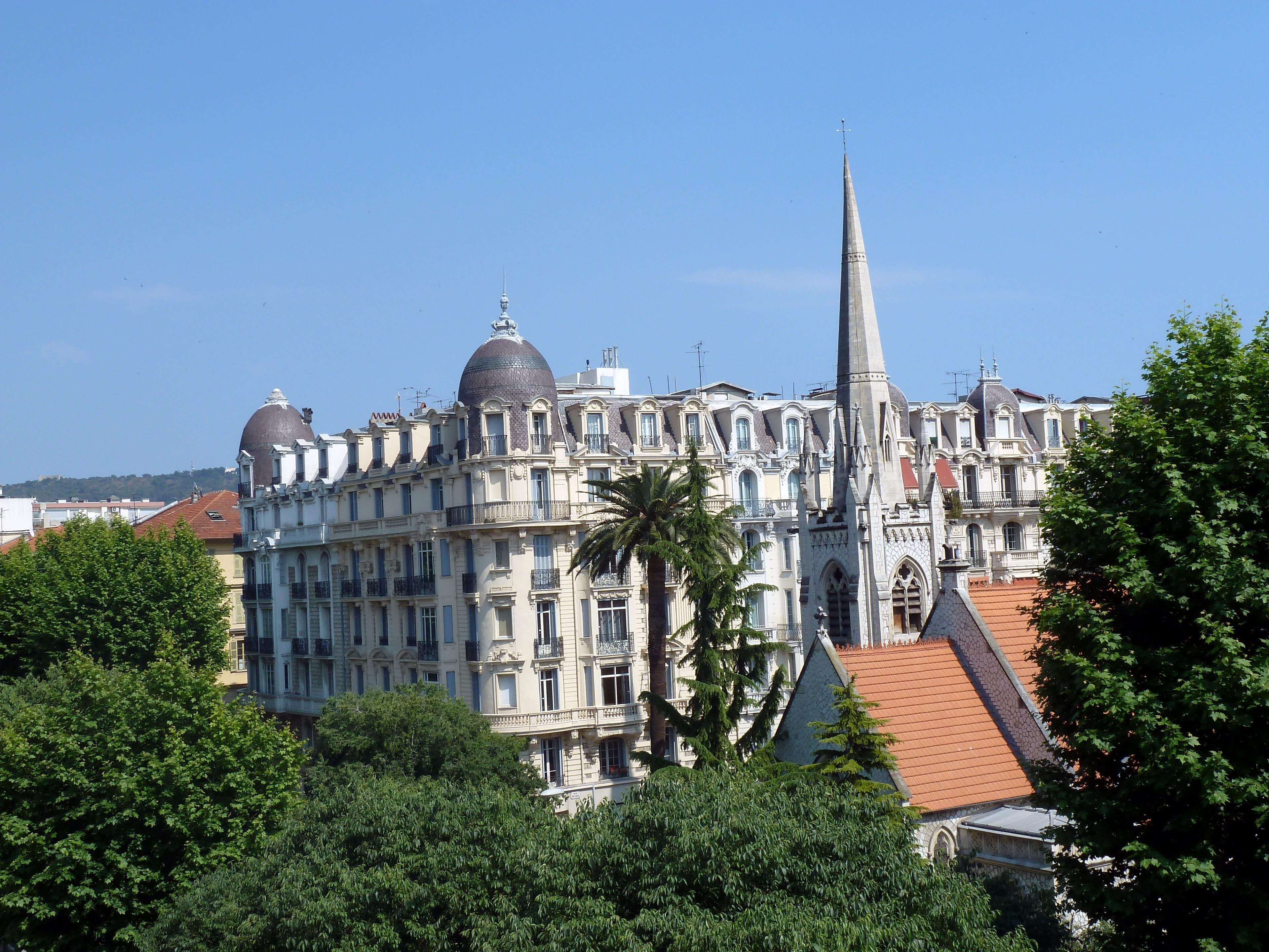 Thiers, Nizza, Département Alpes-Maritimes, Frankreich