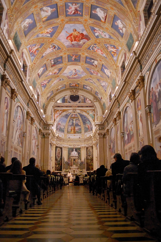 Garegnano, Mailand, Lombardei, Italien
