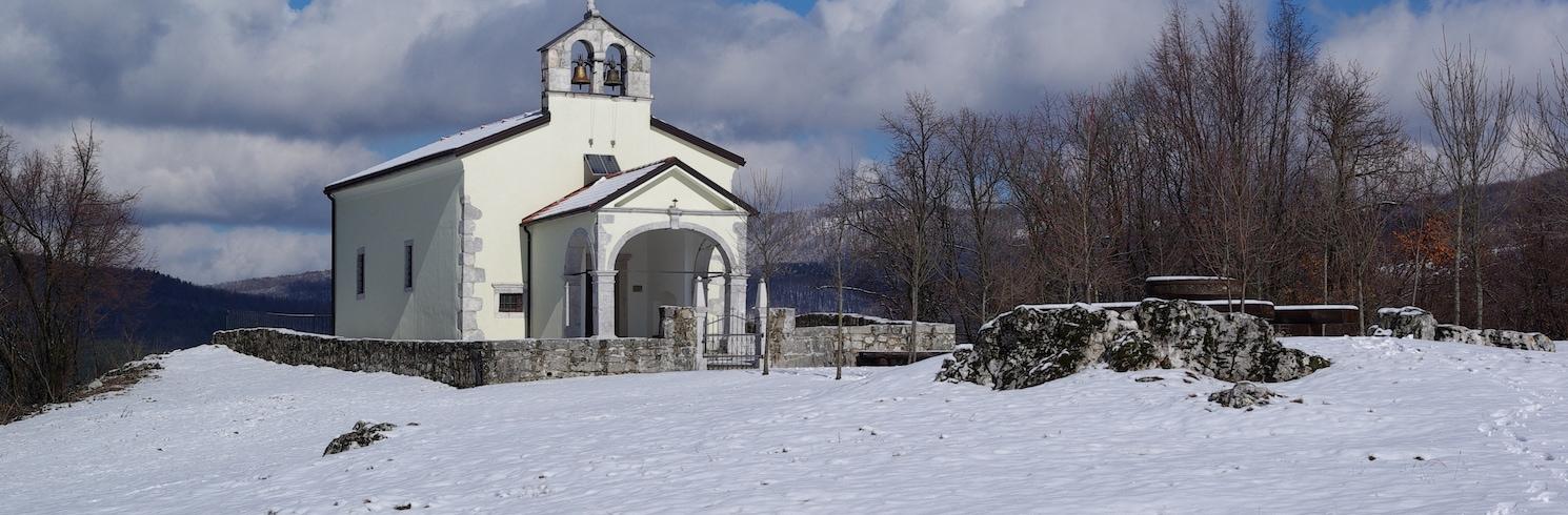 Materija, Slovėnija