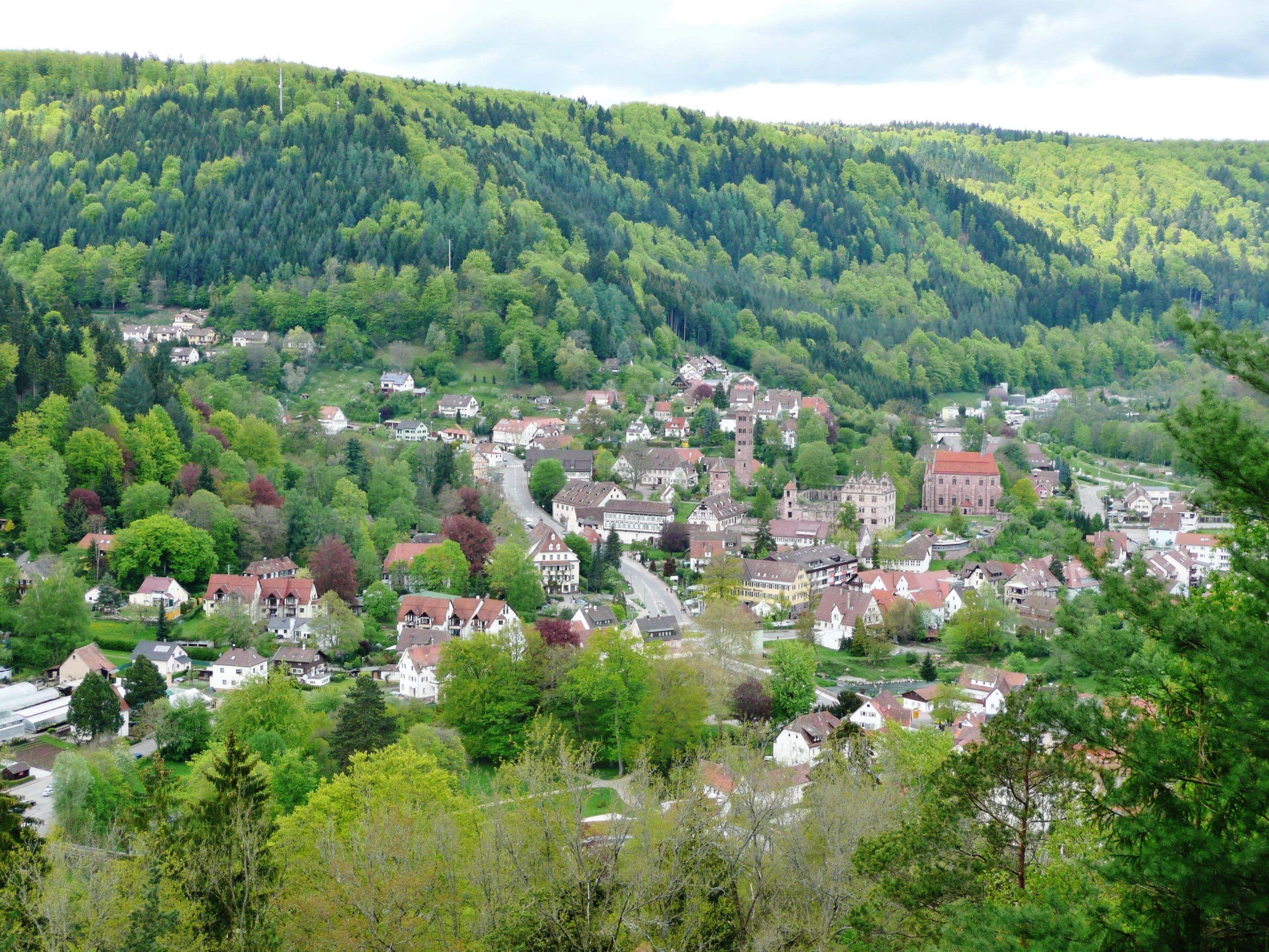 Hirsau, Calw, Baden-Württemberg, Germany
