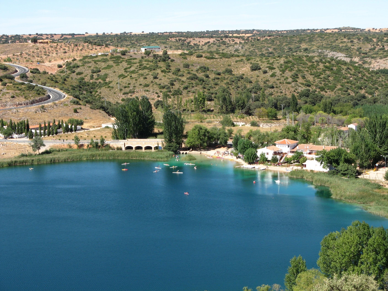 Parque natural de las Lagunas de Ruidera, Argamasilla de Alba, Castilla-La Mancha, España