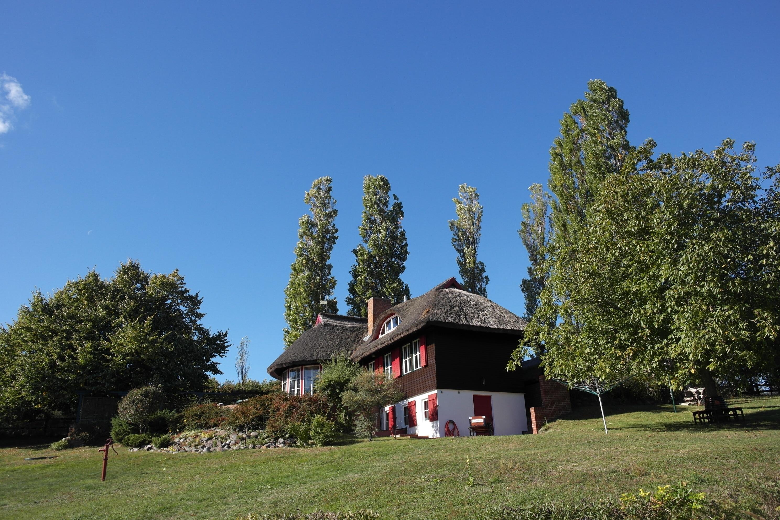 Hiddensee, Mecklenburg-Vorpommern, Deutschland