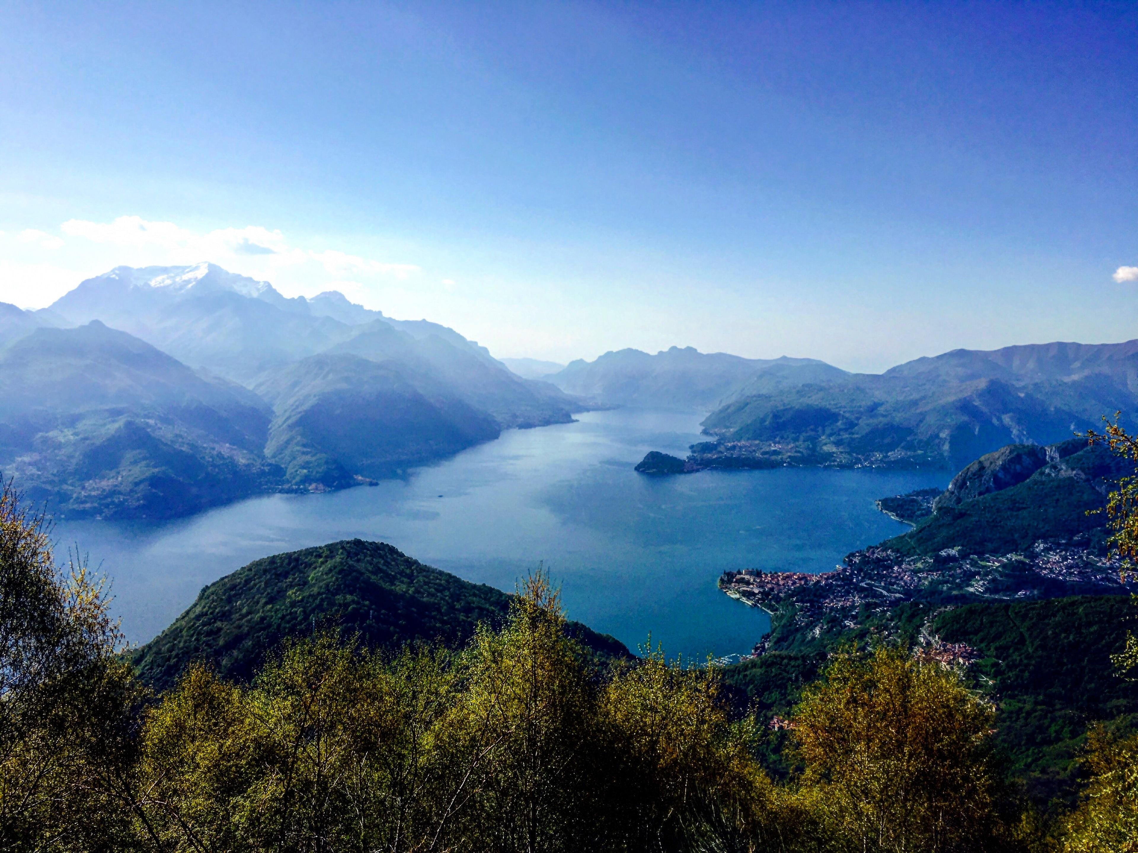 Plesio, Lombardei, Italien