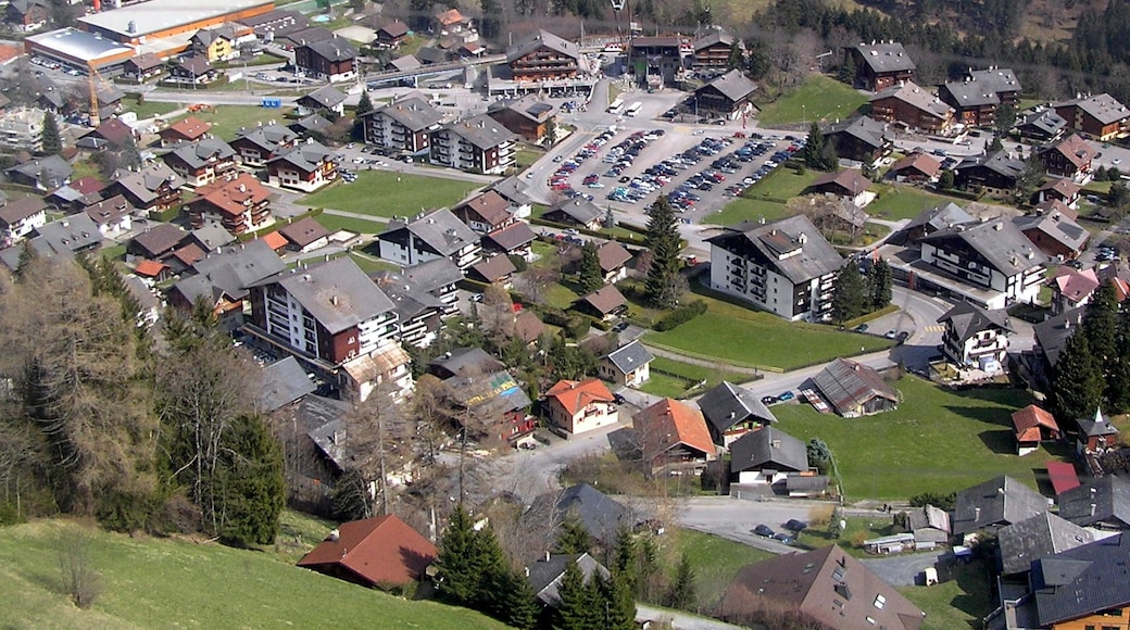 """Photo """"Champery Ski Resort"""" by Николай Максимович (CC BY) / Cropped from original"""