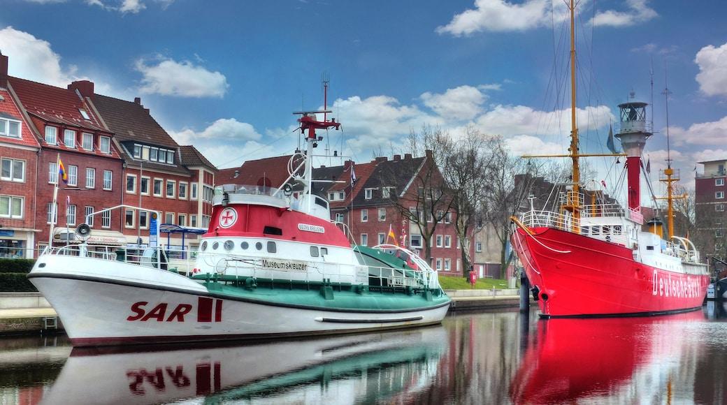 """Foto """"Emden"""" di HansPeter (CC BY) / Ritaglio dell'originale"""
