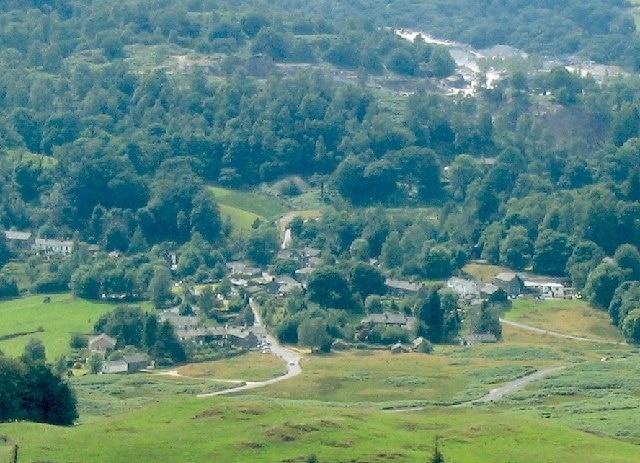 Elterwater, Ambleside, England, United Kingdom