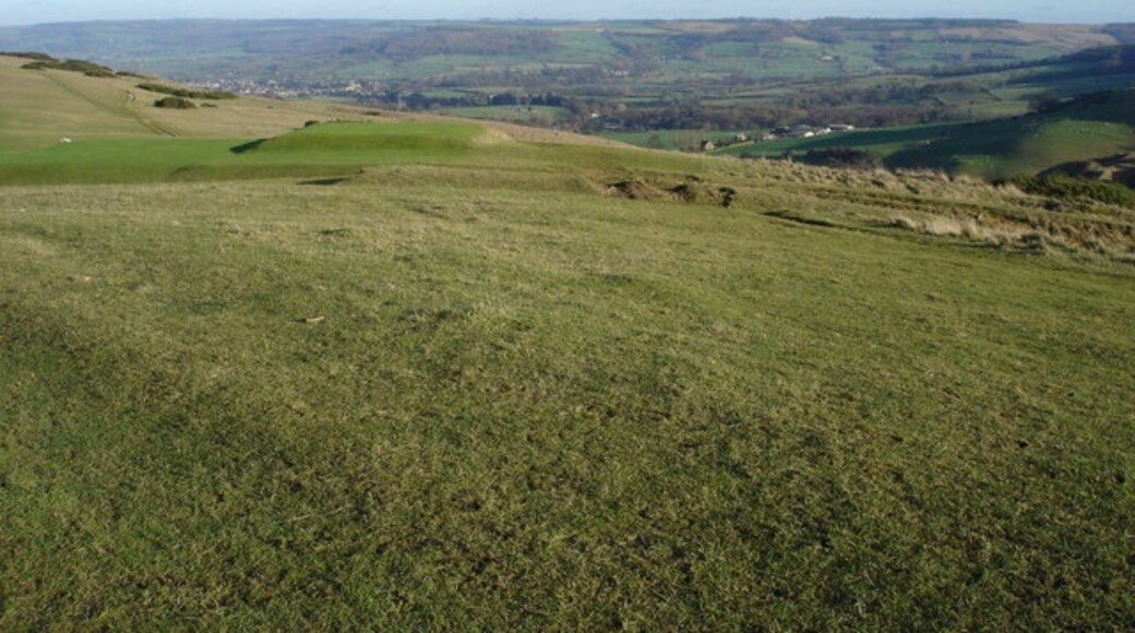 """Photo """"Cleeve Hill"""" by Philip Halling (CC BY-SA) / Cropped from original"""