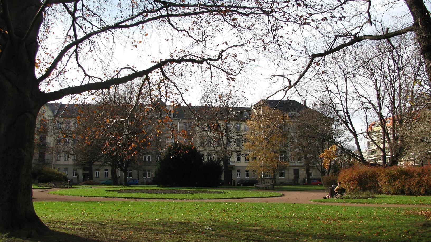 Löbtau, Dresden, Sachsen, Deutschland
