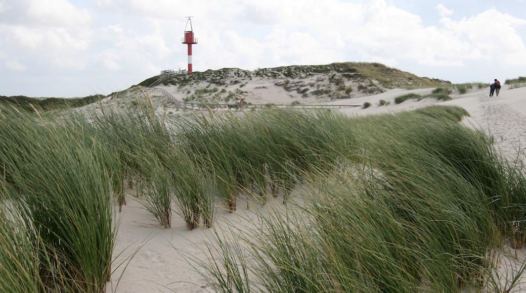 """Foto """"Weststrand von Hörnum"""" von E-W (CC BY-SA)/zugeschnittenes Original"""