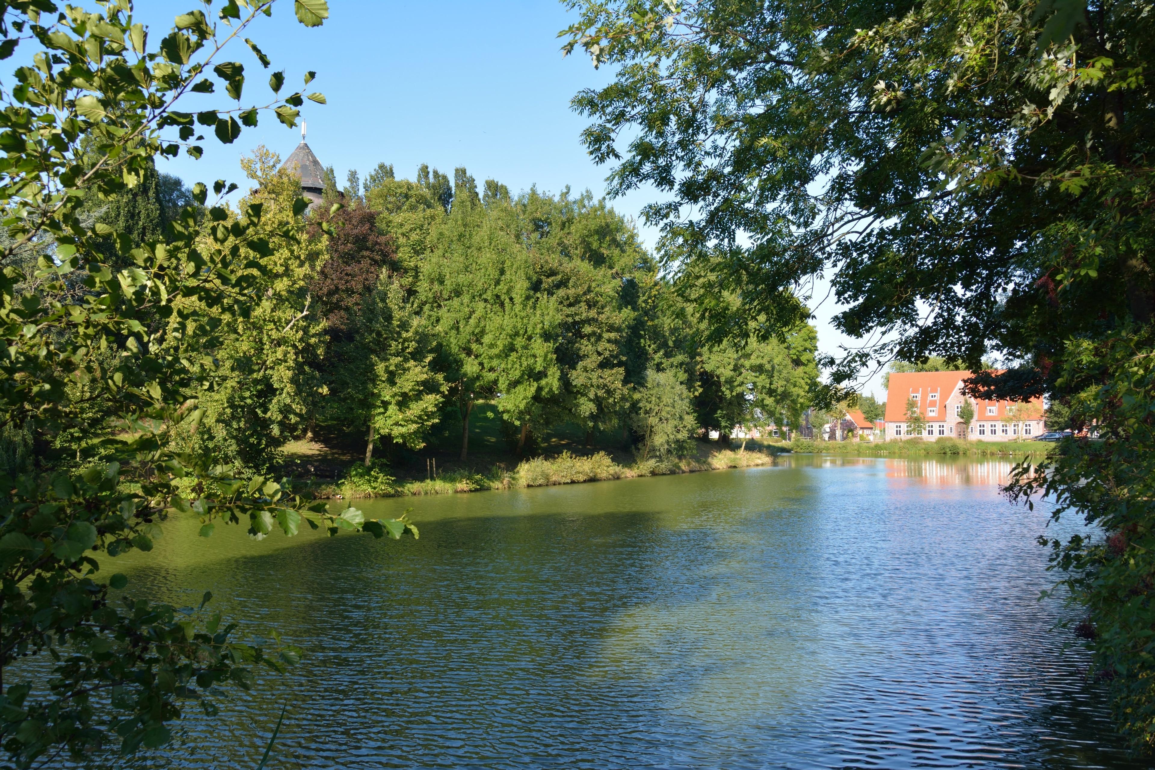 Krempe, Schleswig-Holstein, Germany