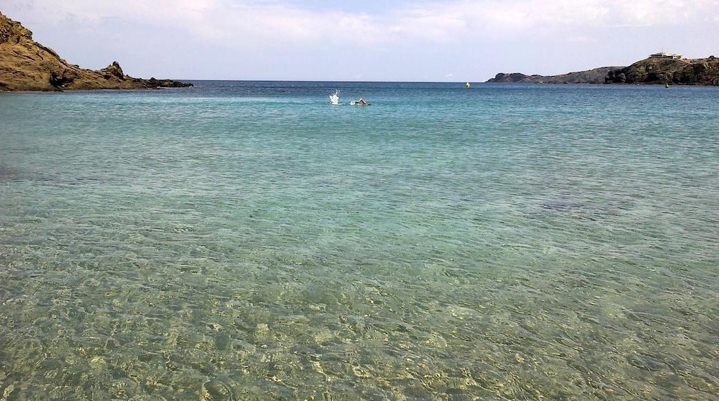 "Foto ""Playa Sa Mesquida"" de rene boulay (CC BY-SA) / Recortada de la original"