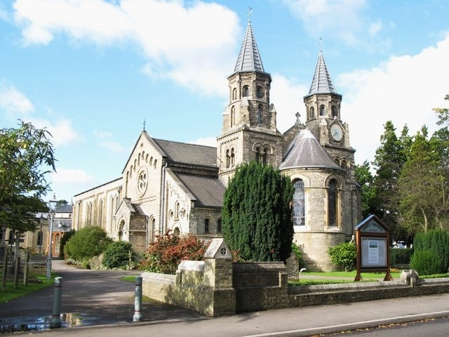 Claygate, Esher, England, Großbritannien