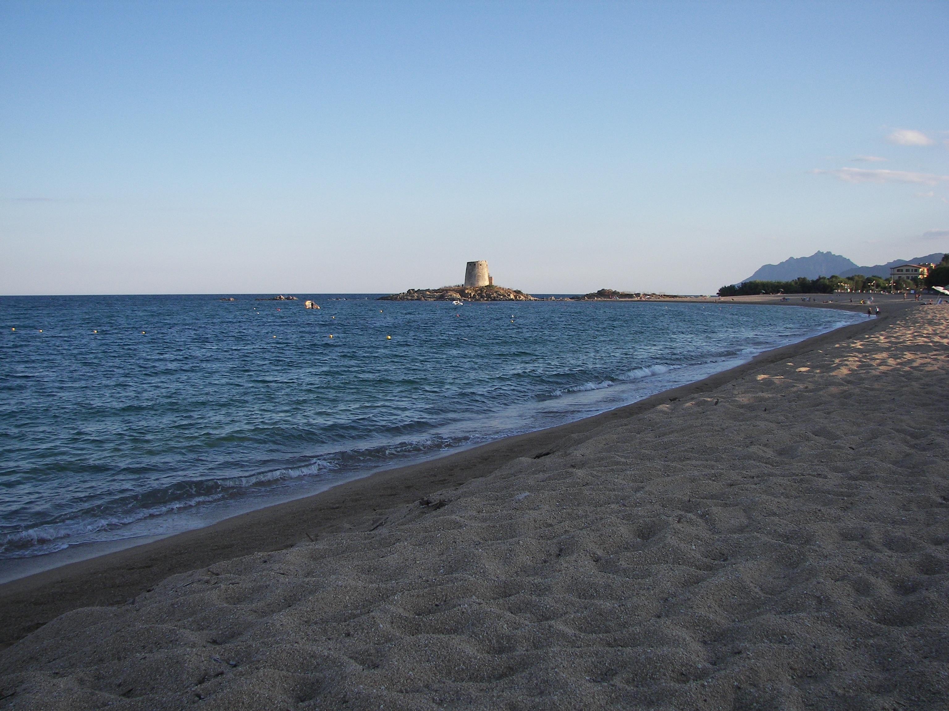 Bari Sardo, Sardinia, Italy