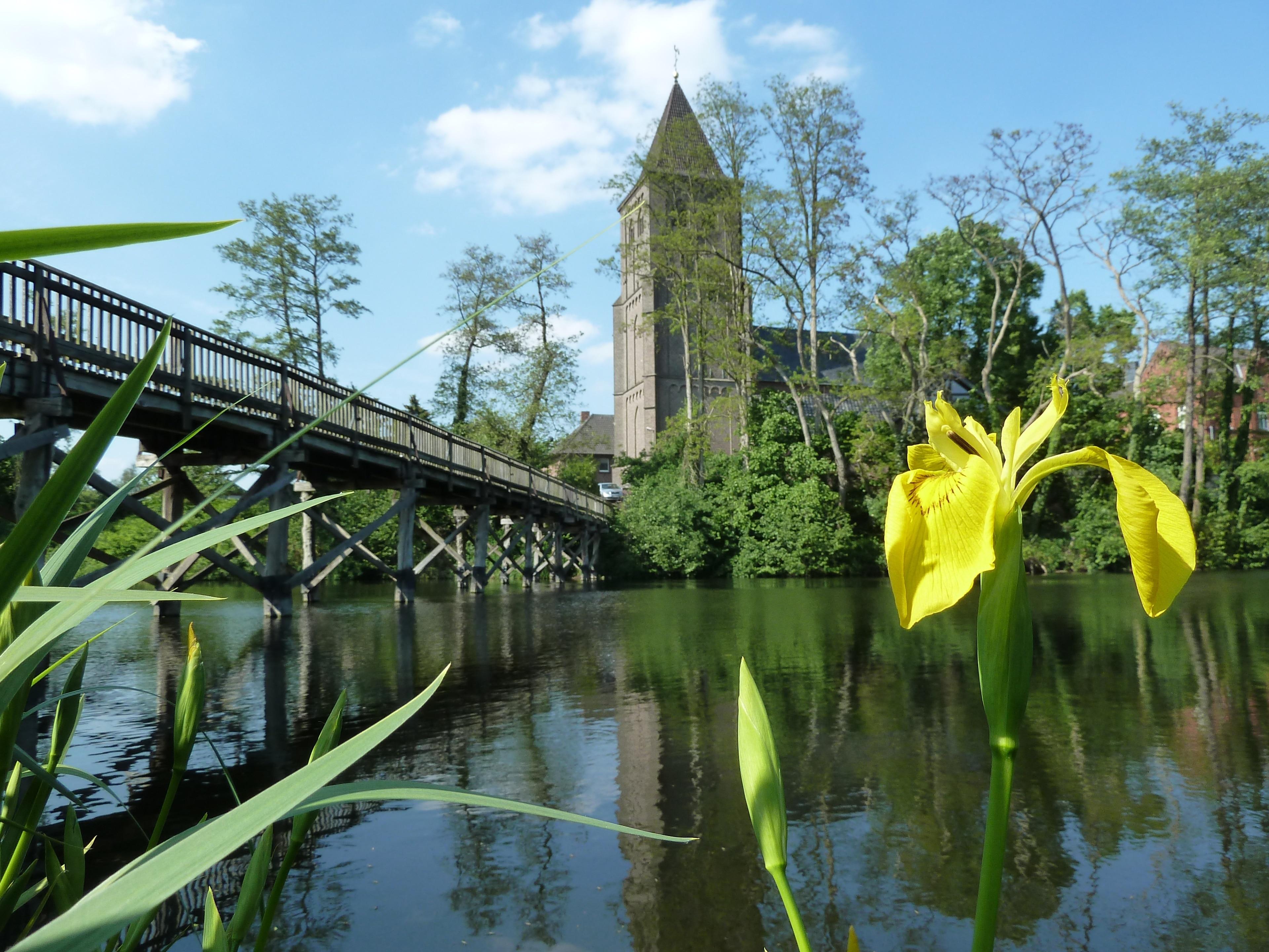 Rees, Nordrhein-Westfalen, Deutschland